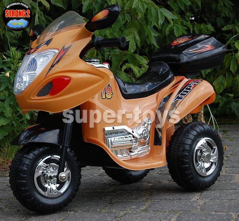 Zaawansowane MOTOR, MOTOREK TOP1 ŚCIGACZ najmocniejszy# HL-238 - Super-Toys RB39