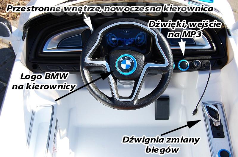 Oryginalne Bmw I8 Concept W Najlepszej Wersji Z Systemem Esw 168