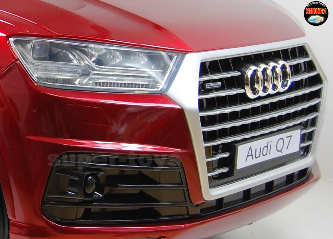 Oryginalne Audi Q7 W Najlepszej Wersji Mikkie Siedzenie Pilot 24 Comport Carpet Karpet Mercy B200 Deluxe 12cm Alt